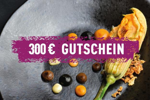 Erlebnis Geschenk Gutschein 300 EURO
