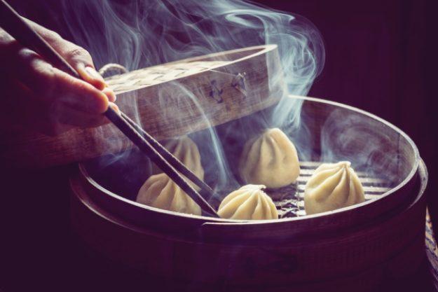 Asia-Kochkurs-Gutschein –Asiatische Wan-Tan