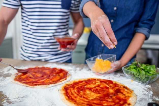 Geschenkgutschein Paare – italienischer Kochkurs
