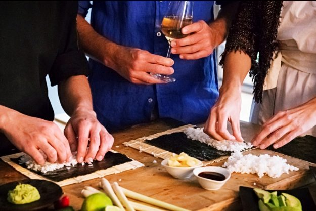 Köstliches Fernöstliches - Asiatischer Kochkurs
