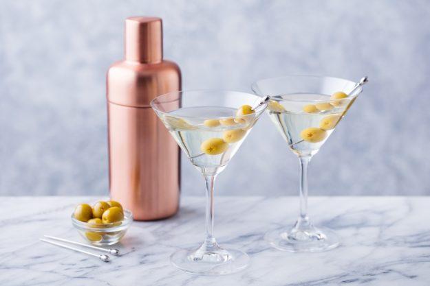Gin Cocktailkurs zu Hause Martini
