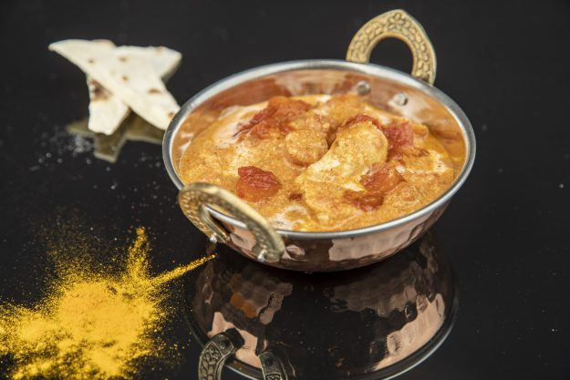 Online Kochkurs – Julian Kutos Butter Chicken