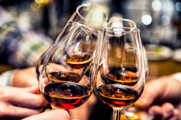 Whisky-Tasting mit Dinner in Darmstadt – Whisky aus Schottland