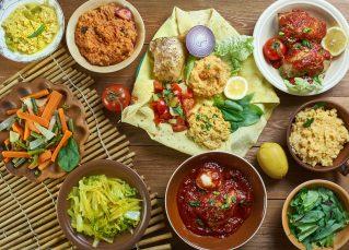 Kochkurs online afrikanisch Afrikanischer Kochkurs@Home