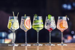 Gin-Cocktailkurs zu Hause Gin-Cocktailkurs@Home