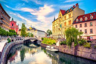 Virtuelle Reise Slowenien Große Genussreise nach Slowenien@Home für 2-4