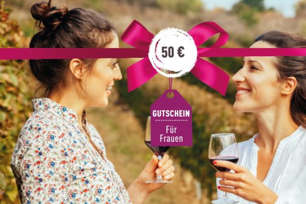 Geschenkgutschein für Frauen – Gutschein
