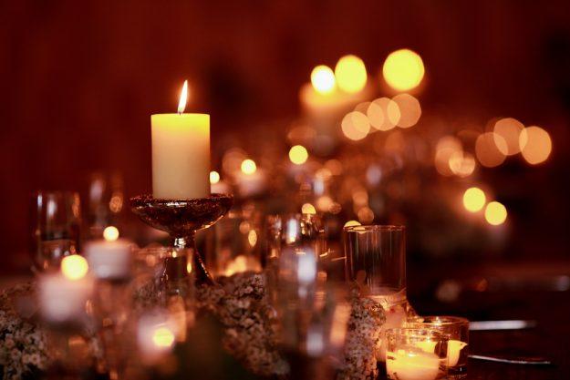 Geschenkgutschein Erlebnis-Dinner – Dinner bei Kerzenlicht
