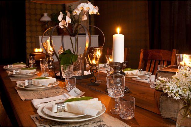 Geschenkgutschein Erlebnis-Dinner – Candleligt-Dinner