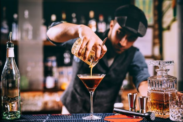 Genussabenteuer für Männer – Exklusive Cocktail-Kurse