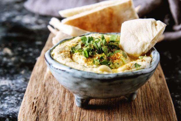 1001 Nacht - Hummus