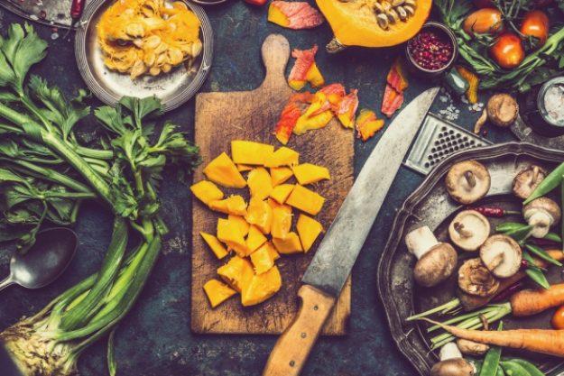 Gutschein für einen gesunden Kochkurs –Kochkurse für gesunde Ernährung