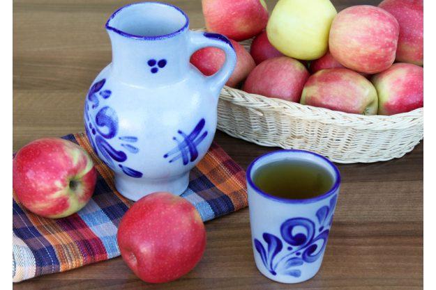 Incentive in Regensburg - frische Äpfel