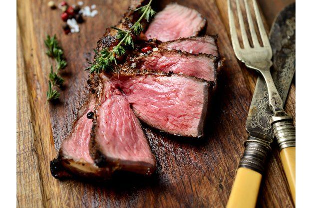 Kochkurs Landshut – rosa Steak