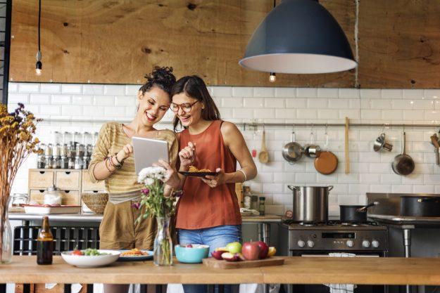 Online Kochkurs Streetfood – Freundinnen kochen