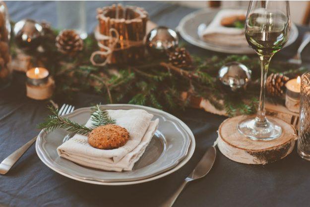 Weihnachtsfeier mit Teamkochkurs in Regensburg – Tischdeko