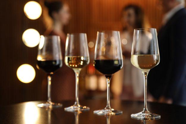 Weinprobe@Home –Rot oder Weiß