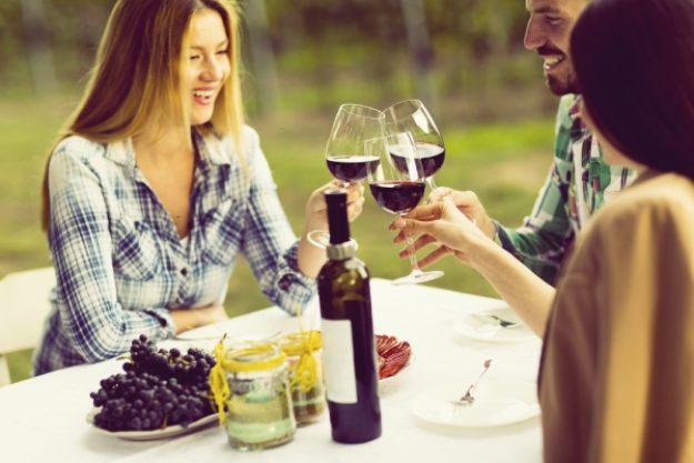 Weinseminar-Gutschein –Schöne Stunden mit Freunden und Wein