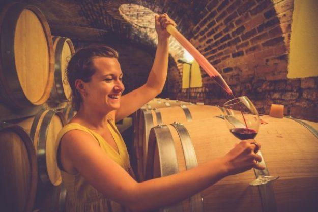 Weinseminar Regensburg – Portwein abfüllen