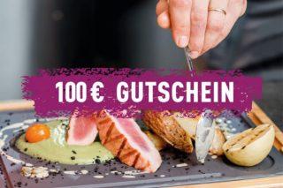 Erlebnis-Geschenk-Gutschein 100 € Geschenkgutschein