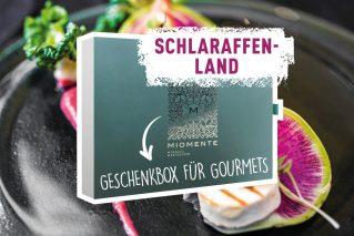 Geschenk für Gourmets Schlaraffenland