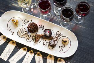 Schokolade- und Weinseminar in Regensburg Wein und Schokolade