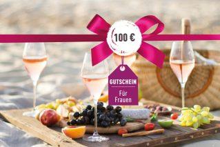 Gutschein für Frauen Gutschein für Frauen 100€
