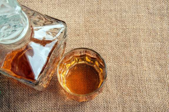 Whisky-Tasting Dresden – Whisky Flasche