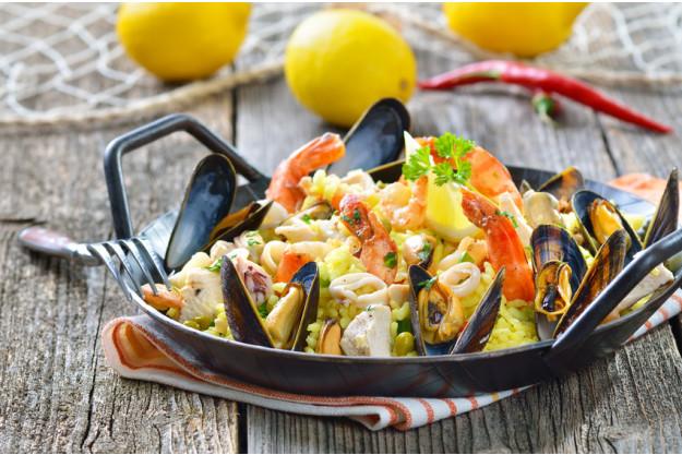 spanischer Kochkurs Dresden – Paella