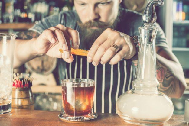 Cocktailkurs-Gutschein –Old Fashioned