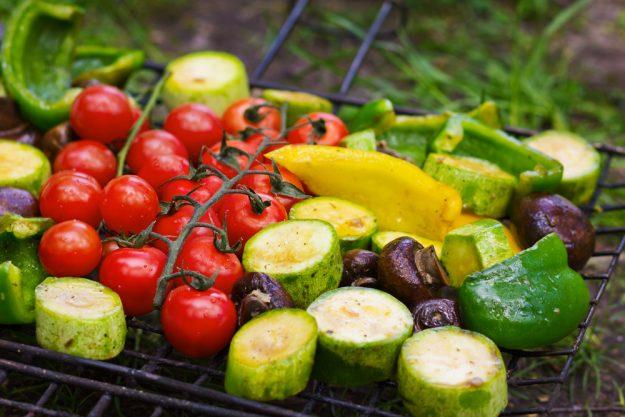 Geschenkgutschein Grillkurs – Gegrilltes Gemüse