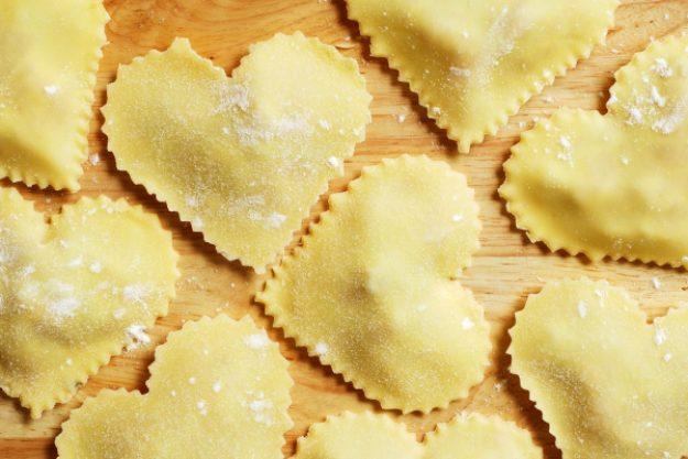 Liebeszauber für Zwei – Herz-Pasta