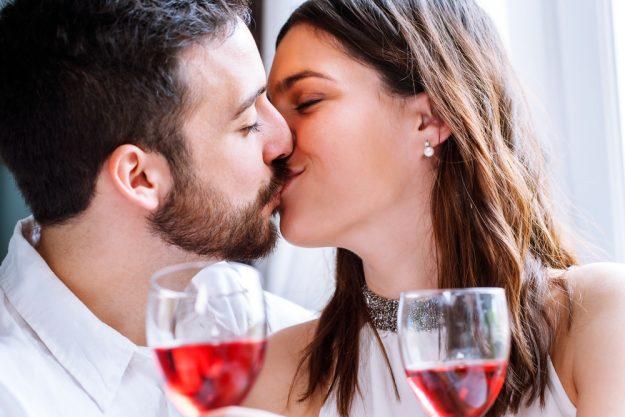 Geschenkgutschein zum Valentinstag – Romantisches Dinner mit Wein
