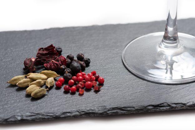 Gin-Tasting Dresden – Gin Botanicals