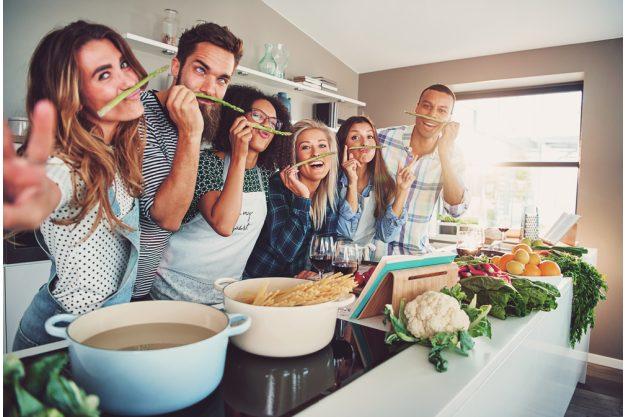 Junggesellenabschied mit Kochkurs  – Kochkurs JGA