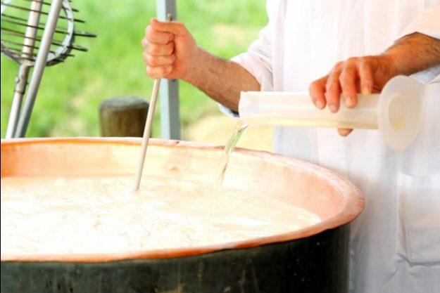 Käse selber machen Dresden – Käse Kessel
