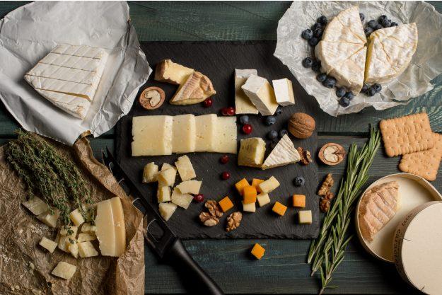 Käse selber machen Dresden – Käse Stücke