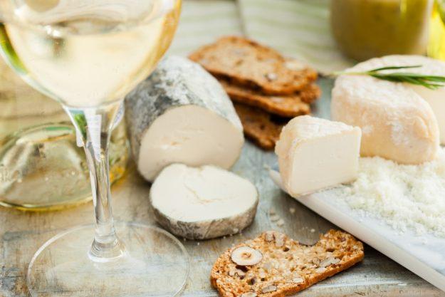 Käse selber machen Dresden – Käse und Wein