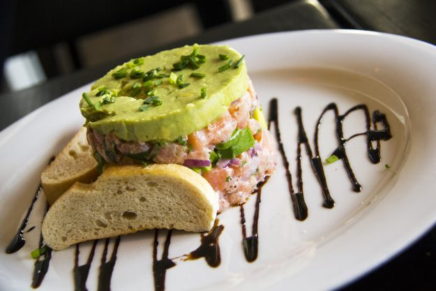 karibischer Kochkurs Dresden – Avocado-Lachs-Tatar