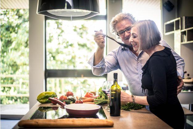 Kochkurs für Paare Dresden - gemeinsam kochen
