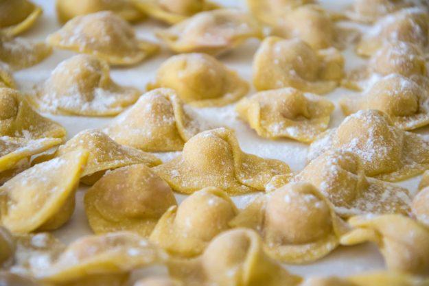 Pasta-Kochkurs Dresden – gefüllte Cappelletti