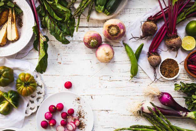 Vegetarischer Kochkurs Dresden – Gemüse