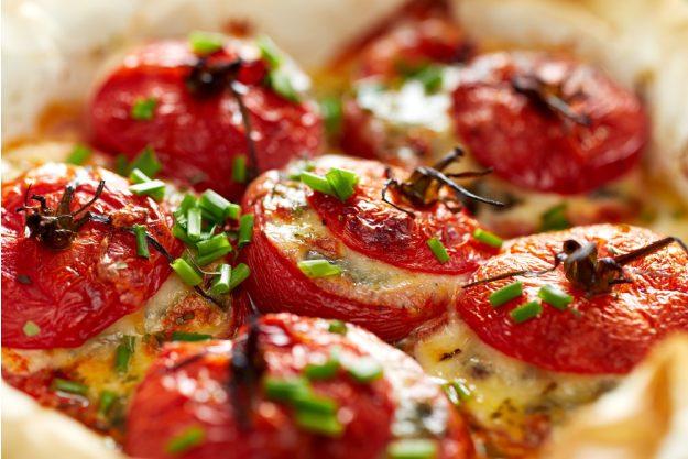 Vegetarischer Kochkurs Dresden – Ofentomaten