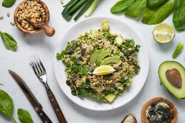Vegetarischer Kochkurs Dresden – Quinoa und Gemüse