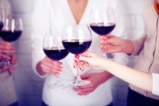 Weinseminar Dresden – mit Rotwein anstoßen