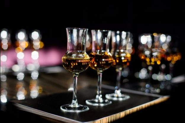 Whisky Tasting Dresden - Whisky oder Whiskey