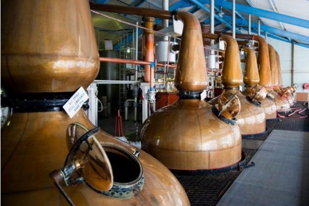 Whisky Tasting Dresden - Herstellung