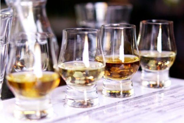 Whisky Tasting Dresden - Whisky-Sorten