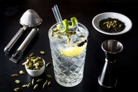Gin-Tasting Hannover – Gin Tonic in einer Bar
