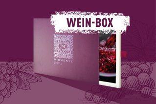 Weinseminar-Gutschein  Miomente WEIN-Box